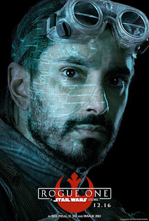 Rogue One A Star Wars Story Riz Ahmed Poster