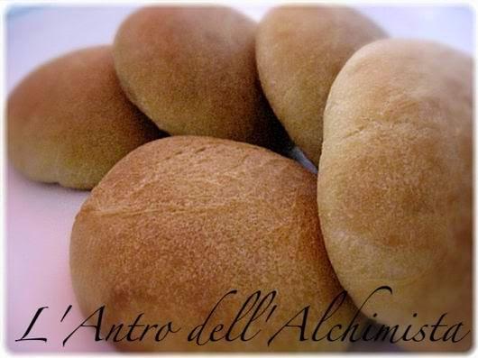 Panini all'Olio di Adriano