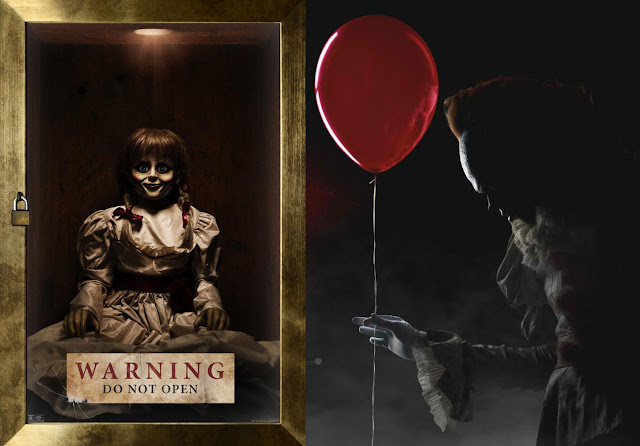 """4-Minute Footage from """"IT"""" to Play in Front of """"ANNABELLE: CREATION"""""""