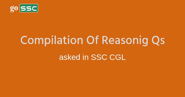 reasoning-ssc-cgl