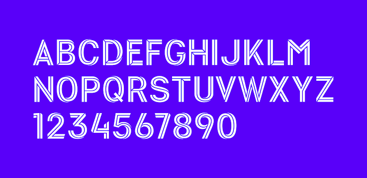 All-New MLS 2020 Kit Font Launched - 3 'Different Versions ...