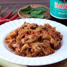 Recipes Mushroom Rendang Suwir Rendang Wikipedia The Free Encyclopedia Indonesian Beef Rendang