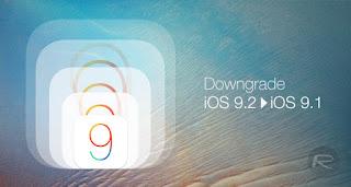Como volver a un versión anterior de IOS en Apple.