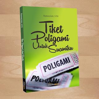 Tiket Poligami untuk Suamiku