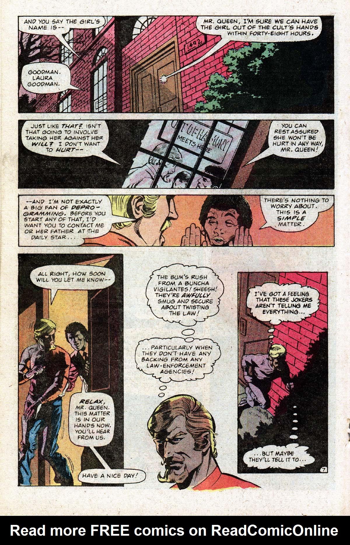 Read online World's Finest Comics comic -  Issue #279 - 24