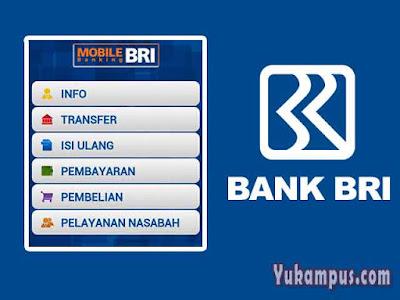 cara mendaftar mobile banking bri
