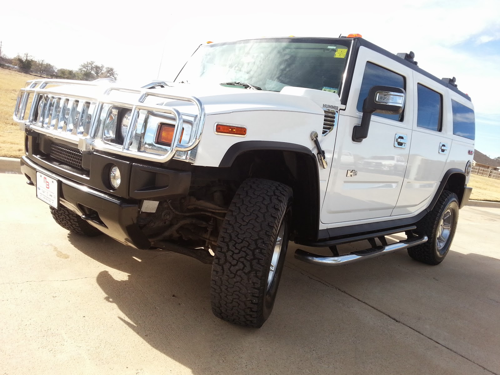 tdy sales 817 243 9840 for sale 29 999 white 2007 hummer h2 tdy sales new lifted truck suv. Black Bedroom Furniture Sets. Home Design Ideas