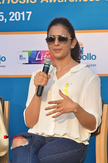 Actress Rakul Preet Singh at Endometriosis Awareness Walk at Apollo Cradle  0089.jpg