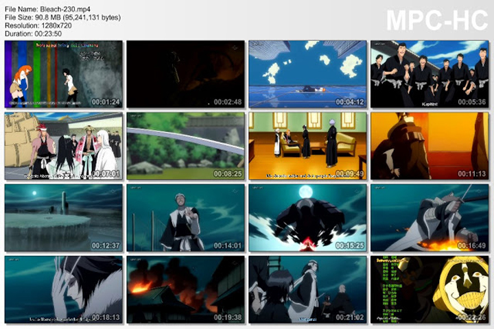 Bleach Capturas de Pantalla 01