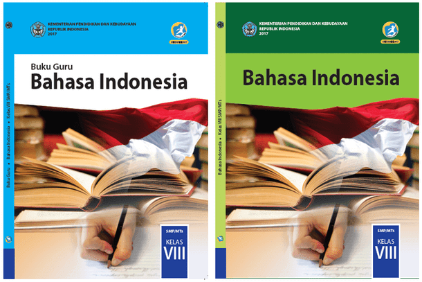 Buku Bahasa Indonesia Kelas 8 Smp Mts Kurikulum 2013 Revisi 2017 Berkas Edukasi