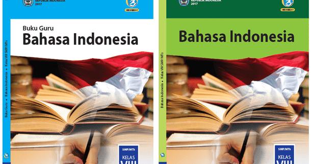 Buku Bahasa Indonesia Kelas 8 SMP - MTS Kurikulum 2013 ...