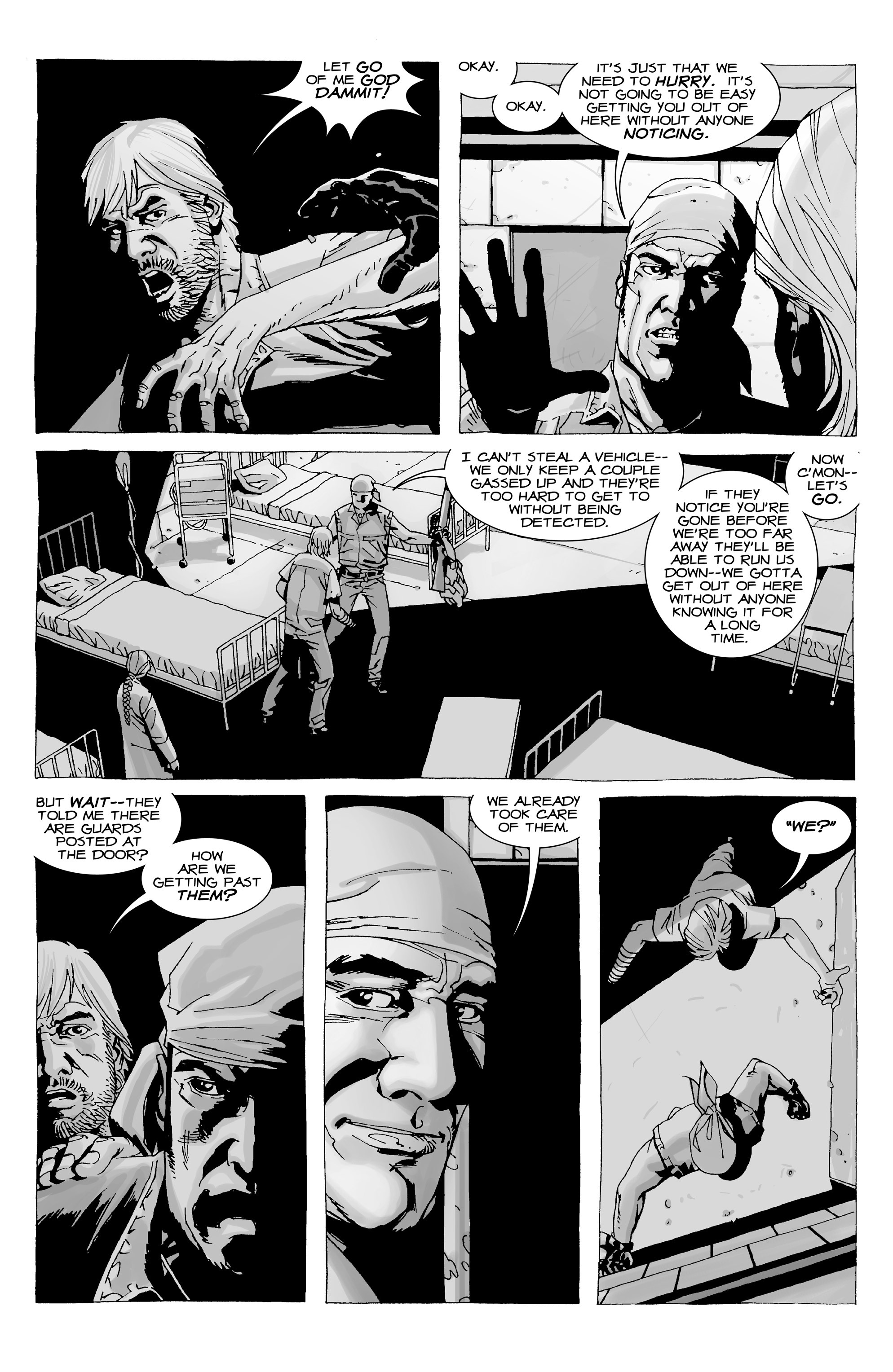 The Walking Dead 32 Page 3