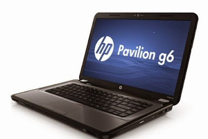 Windows 8 64bit HP Pavilion g6 Notebook PC Download Driver