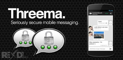 Threema Apk Secure Messenger for Android (paid)