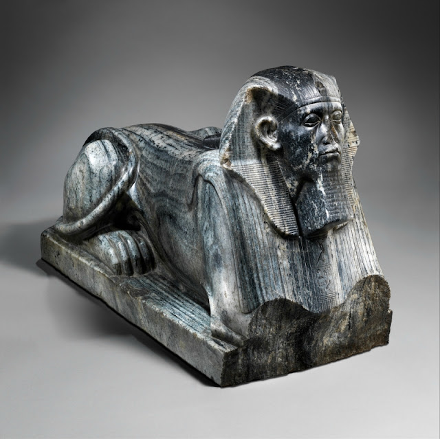 'Pharaoh: The Face of Power' at Copenhagen's Glyptotek