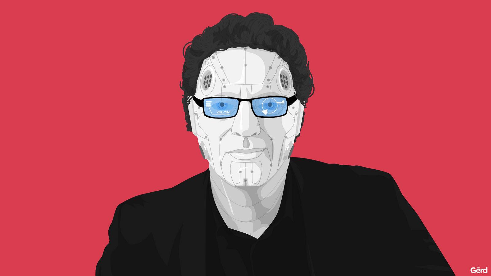 The Future is Already Here According to Futurist Gerd Leonhard