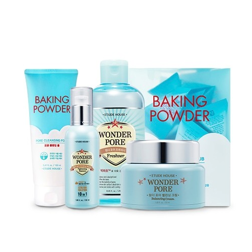 #Wonder Pore Set