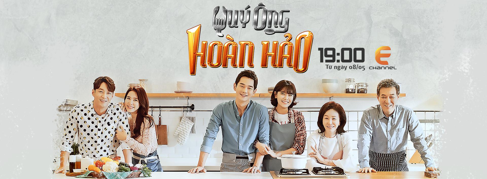 Quý Ông Hoàn Hảo Hàn Quốc - VTVcab5 (2021)