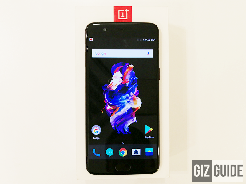 OnePlus 5 Unboxing And First Impressions