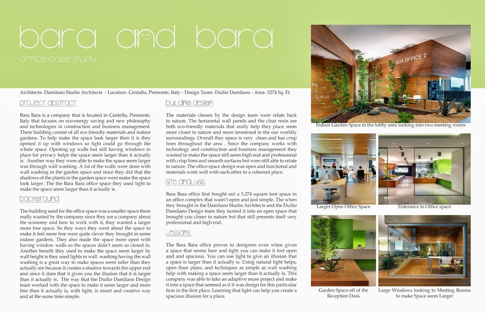 Michelle Hanna Interior Design Portfolio Office Space Case Study