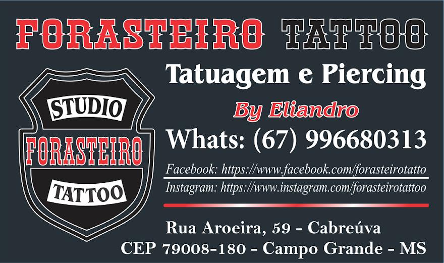 Forasteiro Tattoo Tattoo Castelo