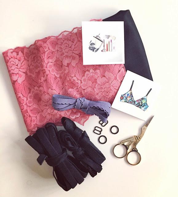 Watson Bra Cloth Habit