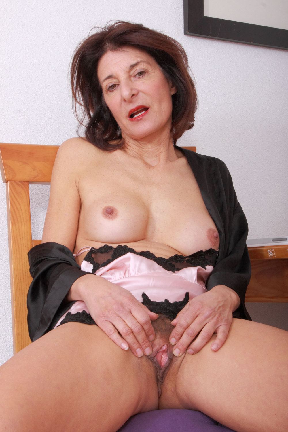 naked women 55 years old