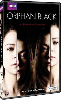 Review: Orphan Black: Season One DVD