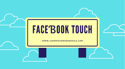Facebook Touch - Computer And Android