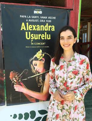 alexandra usurelu biografia unei tinere vedete