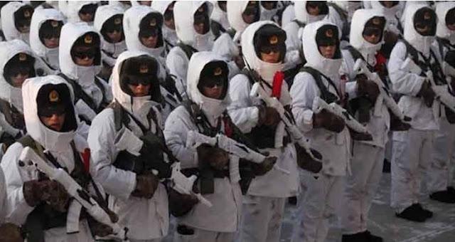 Bunuh Koruptor, Strategi Militer Cina menjadi Angkatan Bersenjata Terbesar Di Dunia