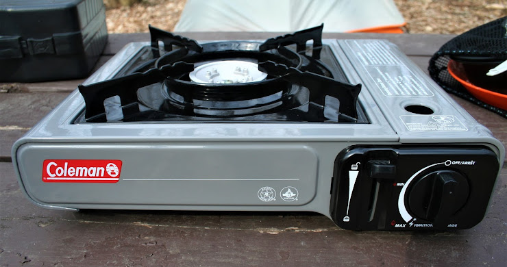 Tested: Coleman Butane Stove