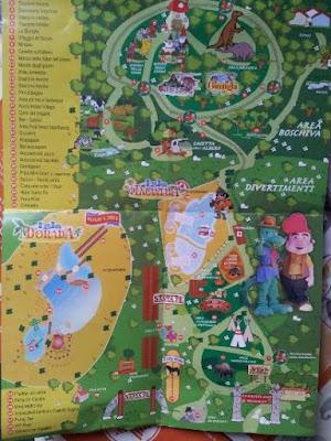 Mappa Carrisiland