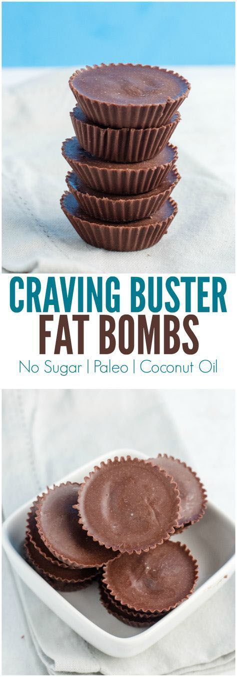 Craving Buster Fat Bombs