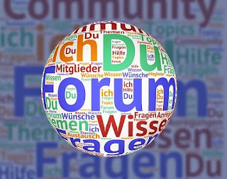 How To Add a Forum To Your Blogger Blog