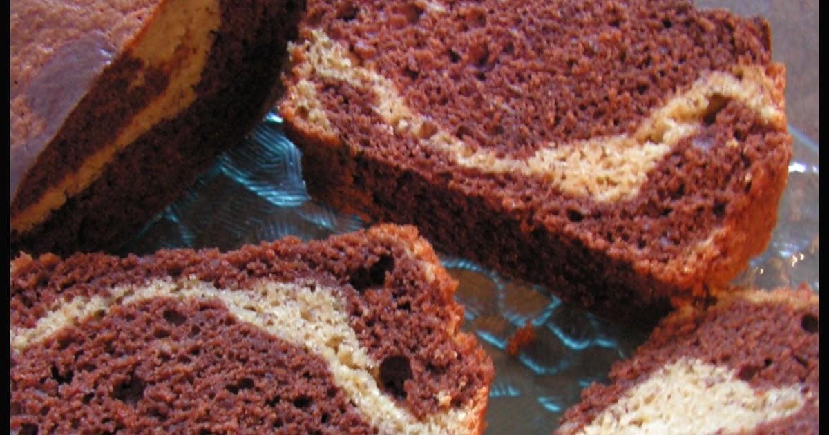 Cake Bananes Chocolat Thermomix