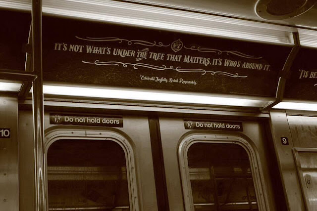 Métro de New York Agathe Diary