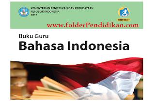 Buku Guru Bahasa Indonesia Kelas 7 Kurikulum SMP MTS Revisi 2017