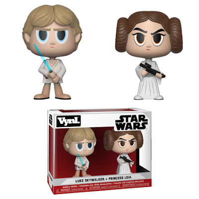 Vynl.: Star Wars – Luke Skywalker™ & Princess Leia™