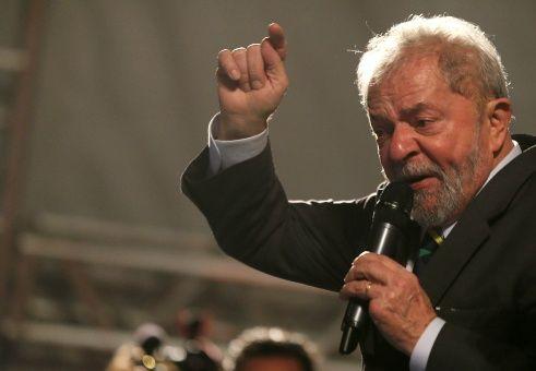 Lula propone elecciones directas para sustituir a Michel Temer