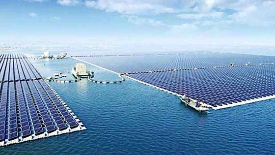 der energiechannel weltgr sstes schwimmendes solarkraftwerk in china hat betrieb aufgenommen. Black Bedroom Furniture Sets. Home Design Ideas