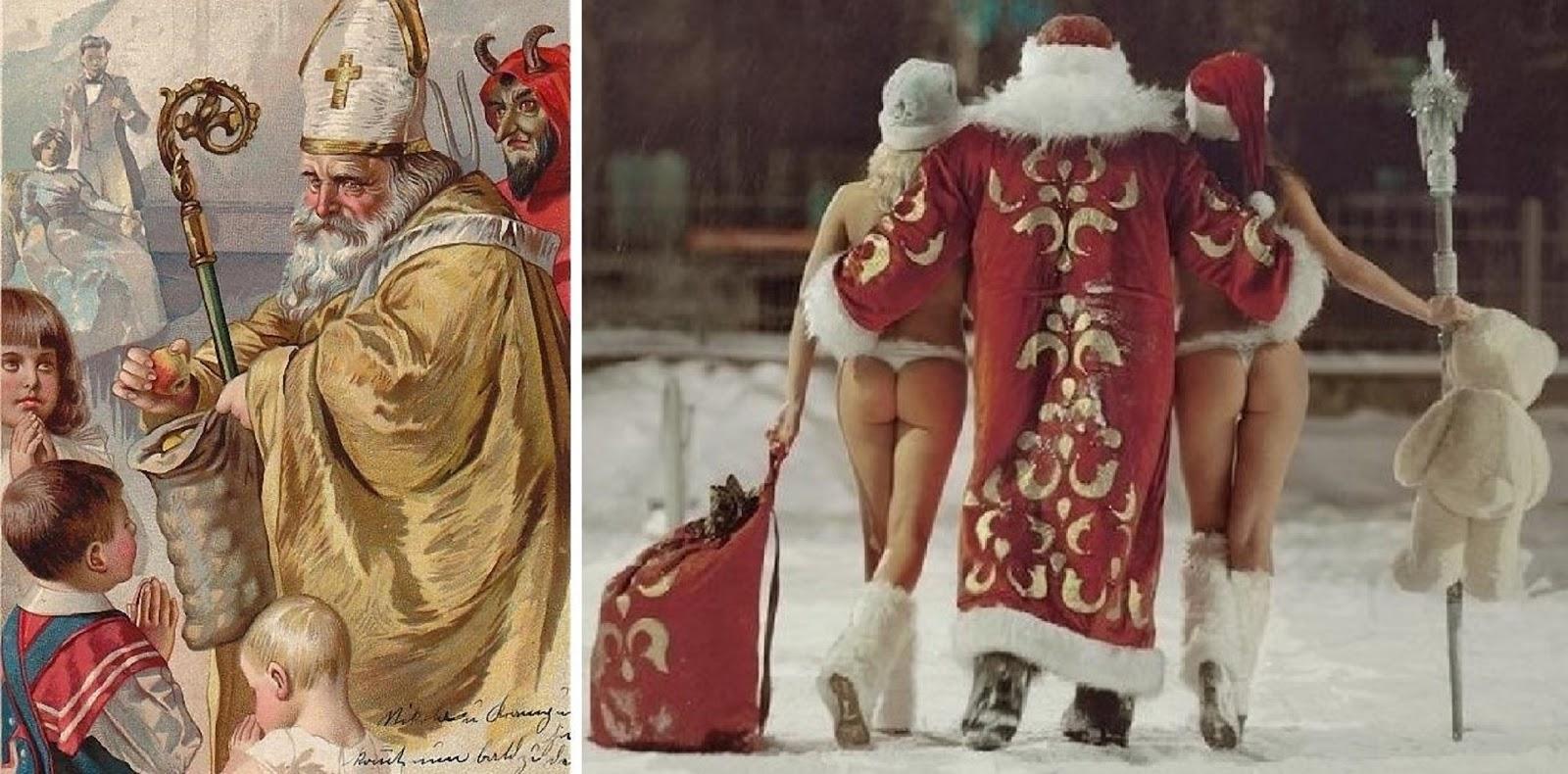 Heiliger Nikolaus Bild