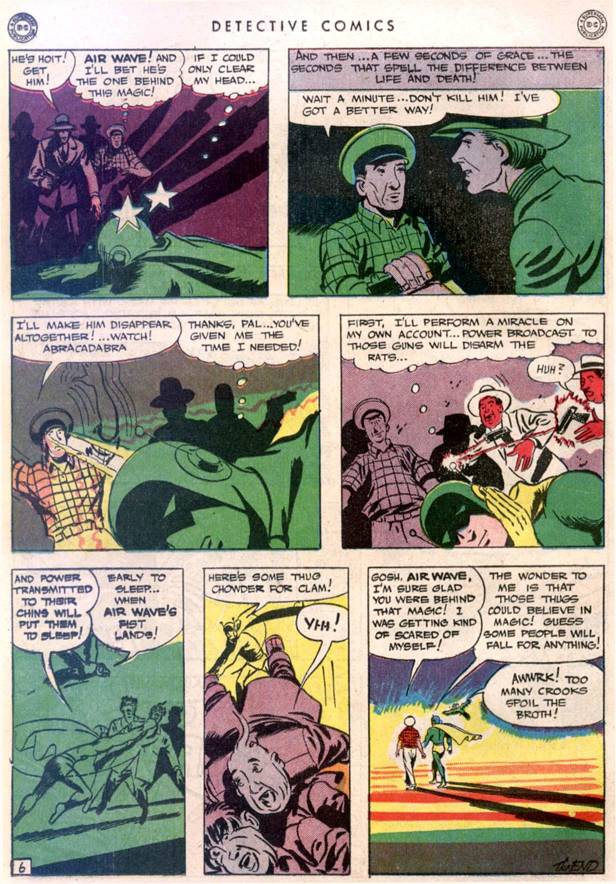 Read online Detective Comics (1937) comic -  Issue #106 - 36