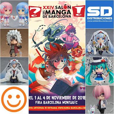 "Good Smile Company en el ""XXIV Salón del Manga de Barcelona"""