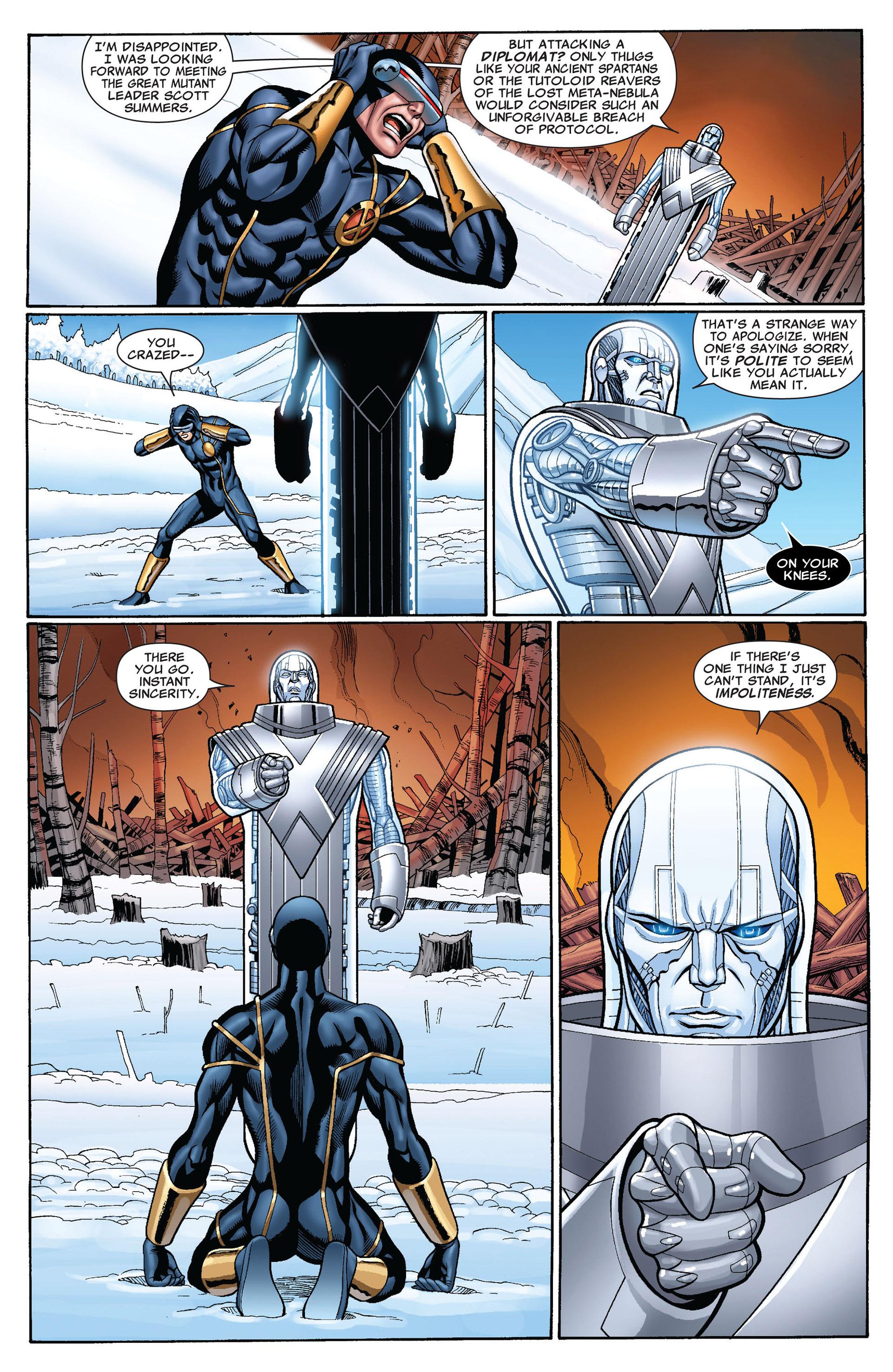 Read online Uncanny X-Men (2012) comic -  Issue #10 - 11