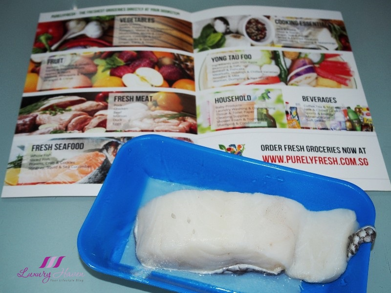 purelyfresh cod fish fillet recipe