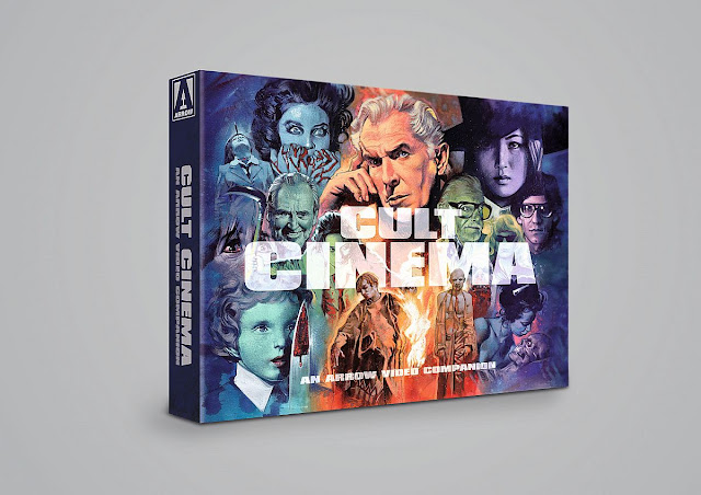 Cult Cinema An Arrow Video Companion book