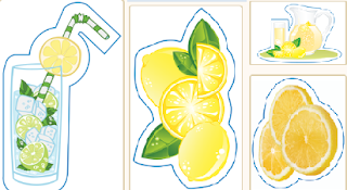 Image: Sunkist Canada Lemonade Stand resources