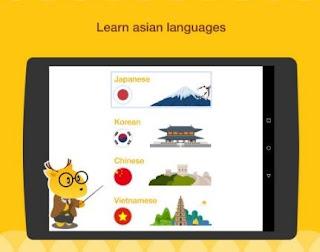 تطبيق, تعليم, اللغات, الصينية, والكورية, واليابانية, لهواتف, وأجهزة, أندرويد, lingoDeer