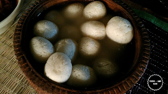 Rasgullas @ M Café | The Marriott Whitefield | Bangalore